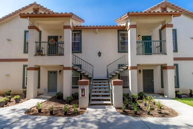 10880 Sabre Hill Dr #302, San Diego, CA 92128 (#210026392) :: Steele Canyon Realty