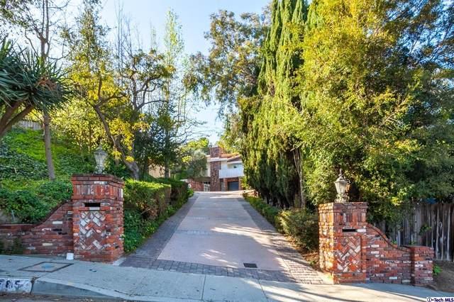 2789 Claray Drive, Los Angeles (City), CA 90077 (#320007699) :: Latrice Deluna Homes