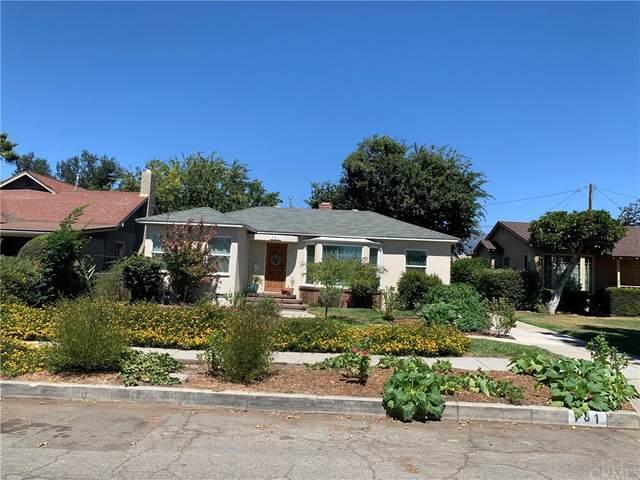 781 E Jefferson Avenue, Pomona, CA 91767 (#CV21203351) :: The Marelly Group | Sentry Residential