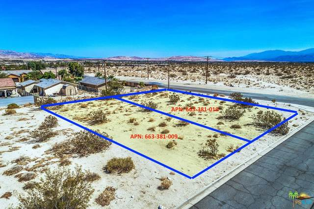 0 Cholla, Desert Hot Springs, CA 92240 (#21784702) :: Steele Canyon Realty