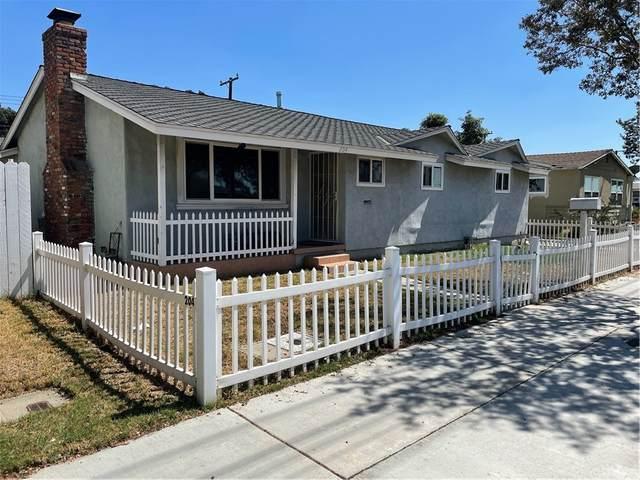 204 S Raymond Avenue, Fullerton, CA 92831 (#PW21205145) :: Zutila, Inc.