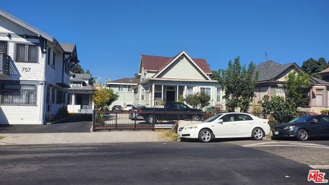 807 E 21St Street, Los Angeles (City), CA 90011 (#21784770) :: Millman Team