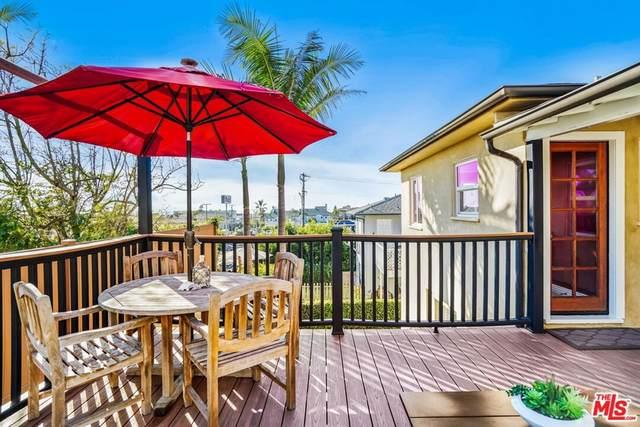 830 10Th Street, Hermosa Beach, CA 90254 (#21784776) :: Wendy Rich-Soto and Associates
