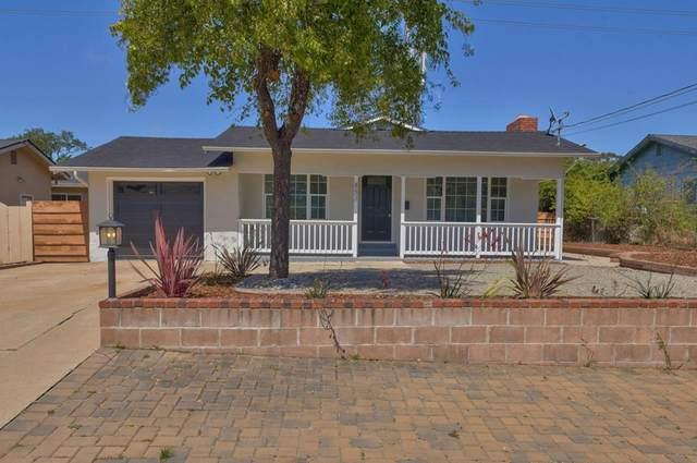 853 Portola Drive, Del Rey Oaks, CA 93940 (MLS #ML81863031) :: The Zia Group