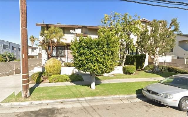 1119 Magnolia Avenue #2, Gardena, CA 90247 (#SB21204854) :: Corcoran Global Living