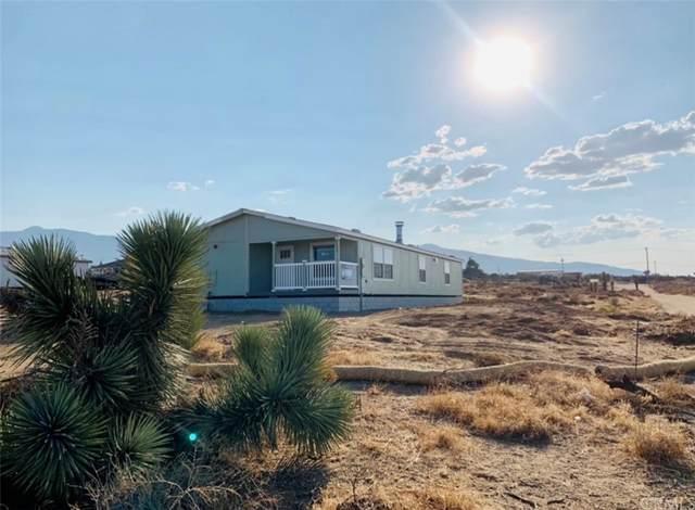 8670 Sahara Road, Phelan, CA 92371 (#CV21204990) :: RE/MAX Empire Properties