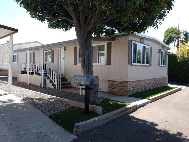 121 Orange Avenue Spc 10, Chula Vista, CA 91911 (#PTP2106586) :: Steele Canyon Realty