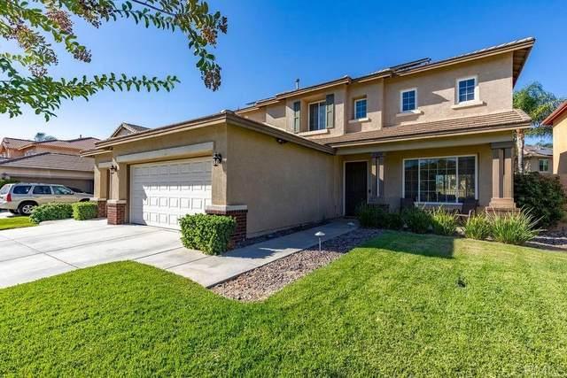 27092 Sapphire, Menifee, CA 92584 (#PTP2106588) :: RE/MAX Empire Properties