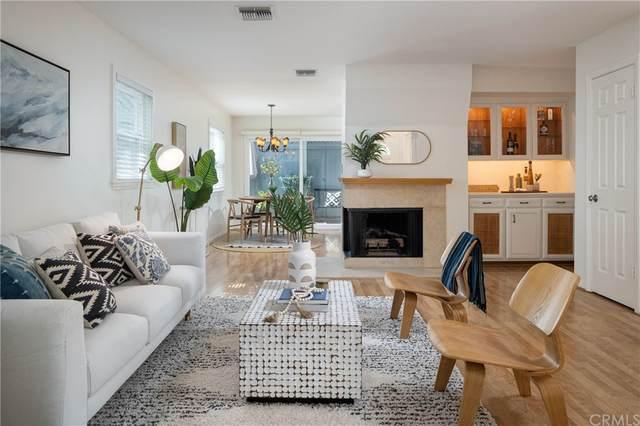 1426 California Avenue #4, Santa Monica, CA 90403 (#PW21205108) :: Corcoran Global Living