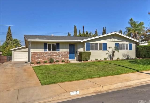 315 S Ash Street, Redlands, CA 92373 (#EV21198468) :: Realty ONE Group Empire
