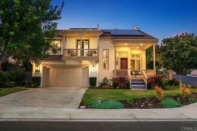 1502 Sandbar Drive, San Marcos, CA 92078 (#NDP2110788) :: Robyn Icenhower & Associates