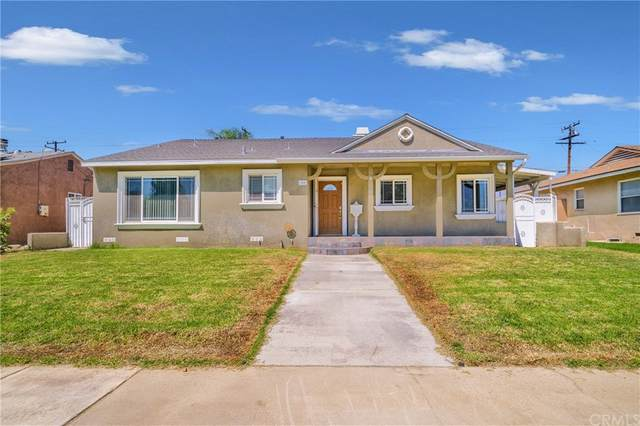 311 Mesa Court, Upland, CA 91786 (#CV21203894) :: Corcoran Global Living