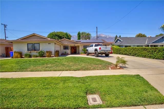 8650 18th Street, Rancho Cucamonga, CA 91701 (#CV21205199) :: Corcoran Global Living