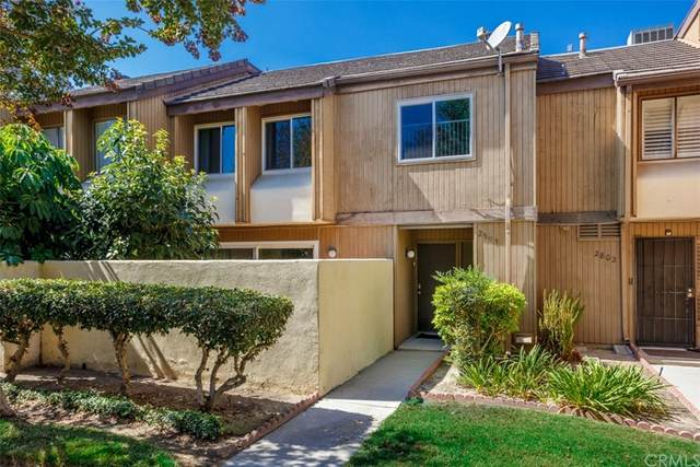 1381 S Walnut Street #2803, Anaheim, CA 92802 (#PW21205117) :: The Marelly Group | Sentry Residential