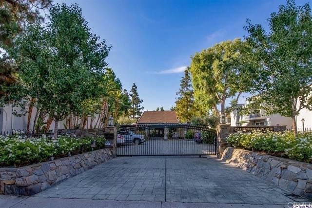 18645 Hatteras Street #244, Tarzana, CA 91356 (#BB21204819) :: Steele Canyon Realty