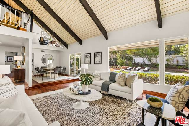 13759 Raywood Drive, Los Angeles (City), CA 90049 (MLS #21783066) :: The Zia Group