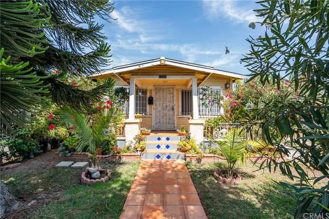 1233 W 89th Street, Los Angeles (City), CA 90044 (#BB21204188) :: A|G Amaya Group Real Estate