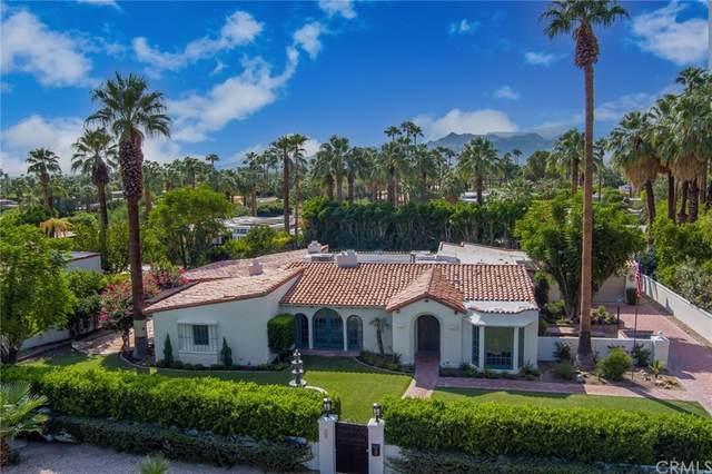 463 Vereda Norte, Palm Springs, CA 92262 (#NP21199789) :: Latrice Deluna Homes