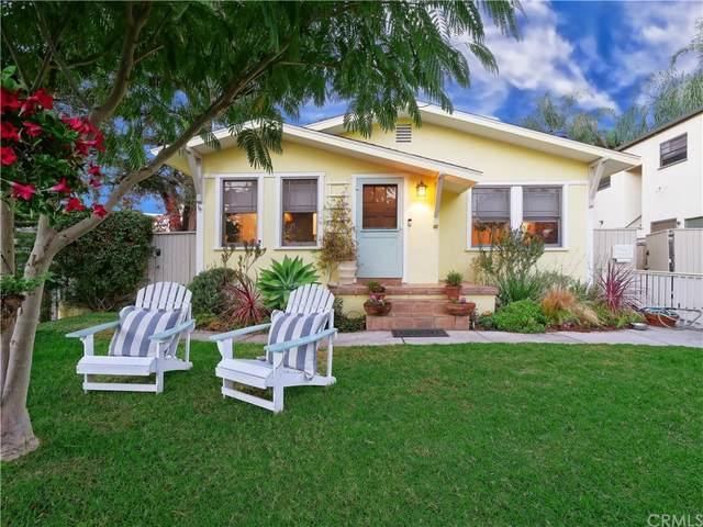903 14th Street, Santa Monica, CA 90403 (#PV21196347) :: Corcoran Global Living