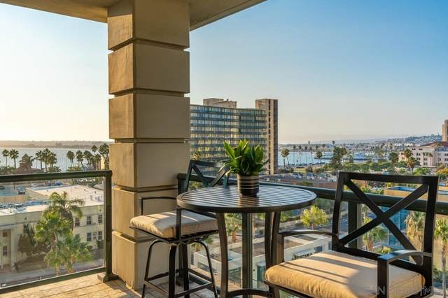 1205 Pacific Hwy #803, San Diego, CA 92101 (#210026421) :: Better Living SoCal