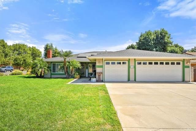4346 Emerald Avenue, La Verne, CA 91750 (#CV21205230) :: Corcoran Global Living