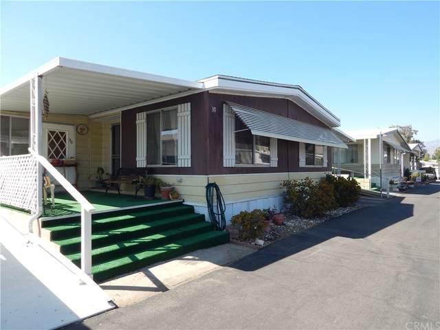 12582 2ND ST #30, Yucaipa, CA 92399 (#EV21205260) :: RE/MAX Empire Properties