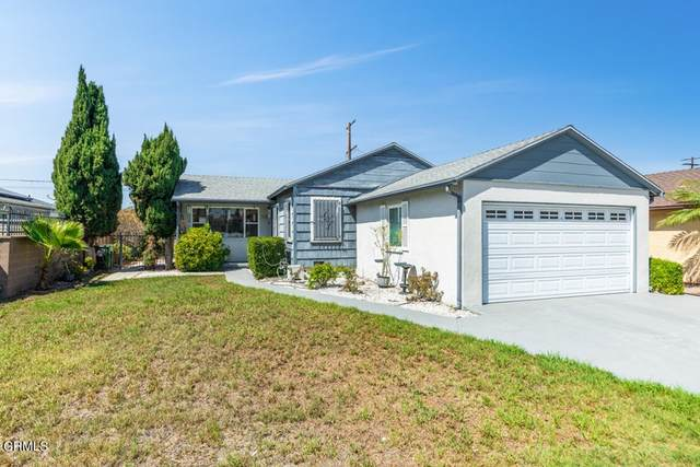 11643 S Wilton Place, Hawthorne, CA 90250 (#P1-6694) :: Frank Kenny Real Estate Team