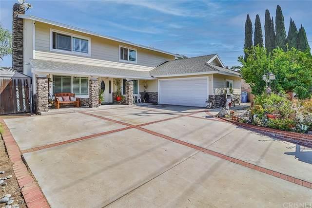 2341 Cochran Street, Simi Valley, CA 93065 (#SR21205223) :: Hart Coastal Group