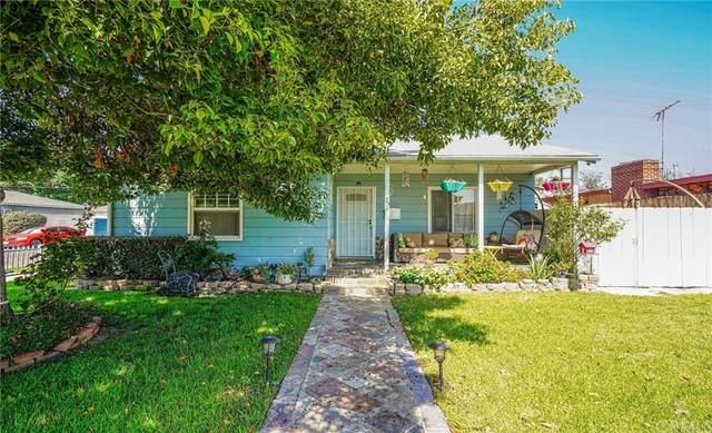 101 E 68th Street, Long Beach, CA 90805 (#DW21205301) :: Steele Canyon Realty