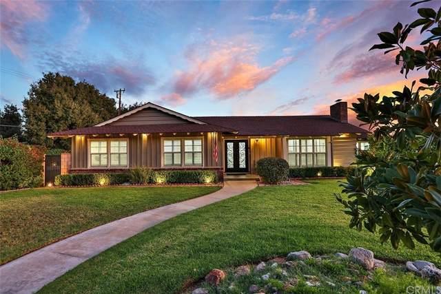 1506 Forest Oaks Drive, Glendora, CA 91741 (#CV21205254) :: Robyn Icenhower & Associates