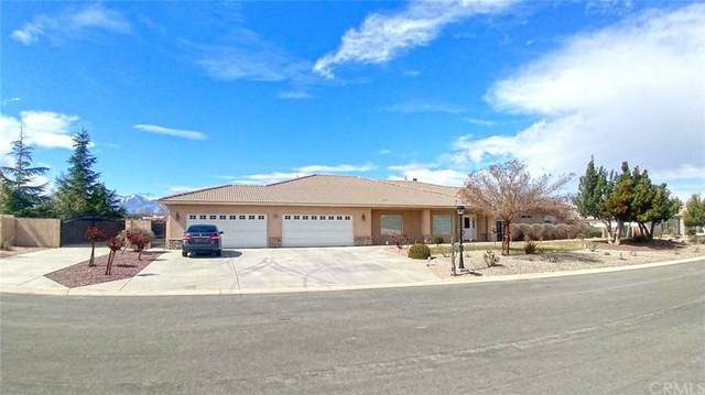 6940 Oak Vista Lane, Oak Hills, CA 92344 (#EV21205327) :: The Marelly Group   Sentry Residential