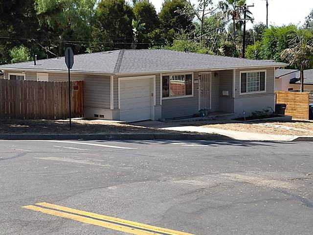 7731 Loma Vista Drive, La Mesa, CA 91942 (#PTP2106594) :: Blake Cory Home Selling Team