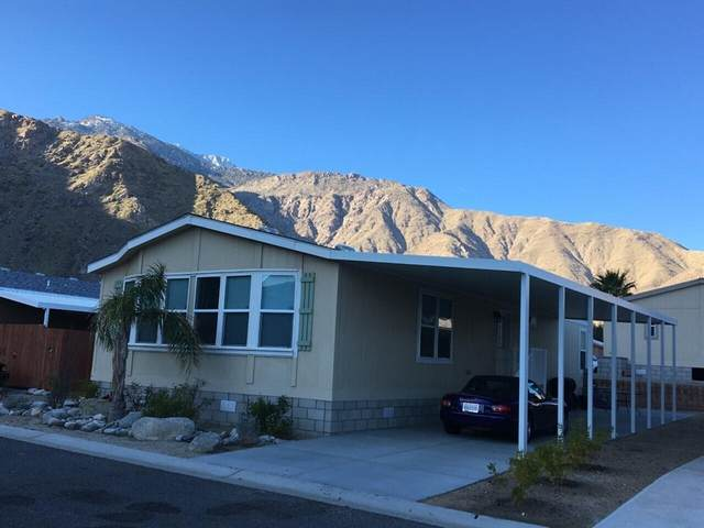 22840 Sterling Avenue #135, Palm Springs, CA 92262 (#219067675PS) :: Better Living SoCal