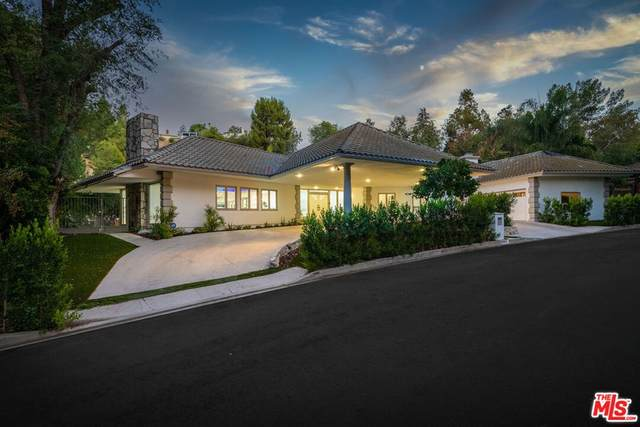 4900 Queen Victoria Road, Woodland Hills, CA 91364 (#21784842) :: Zen Ziejewski and Team