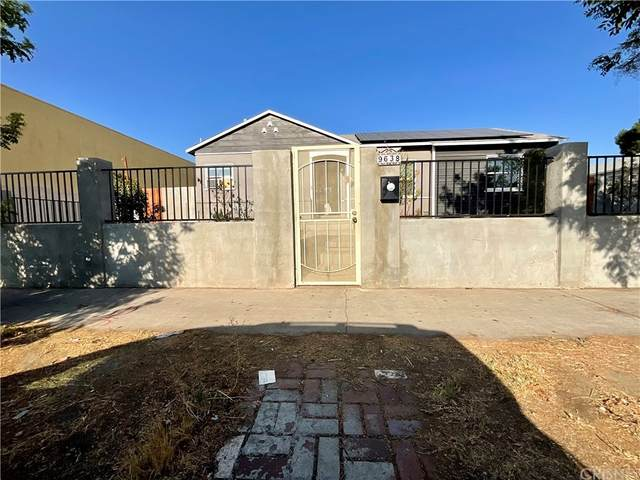 9638 Woodman Avenue, Arleta, CA 91331 (#SR21204896) :: The Marelly Group   Sentry Residential
