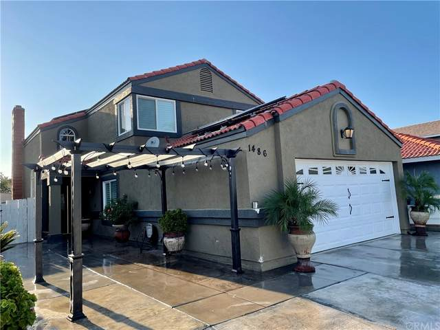 1486 Apple Creek Drive, Perris, CA 92571 (#IV21204781) :: Realty ONE Group Empire
