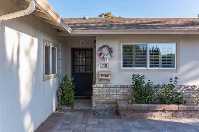 1780 Ledgewood Drive, San Jose, CA 95124 (MLS #ML81863091) :: The Zia Group