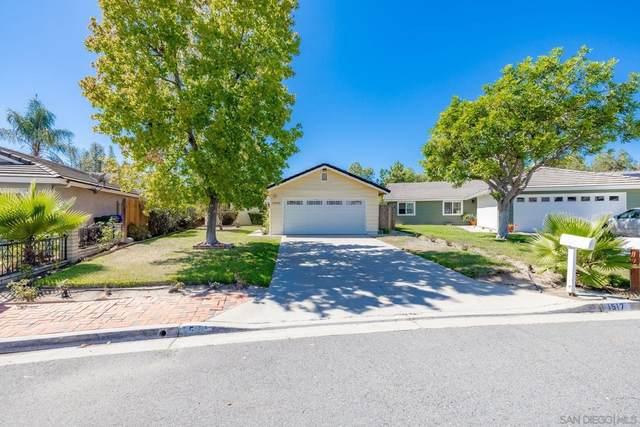 1517 Spring Creek Ln, Oceanside, CA 92057 (#210026432) :: Cane Real Estate