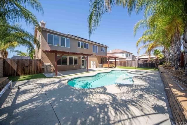 36476 White Ridge Road, Winchester, CA 92596 (MLS #SW21205351) :: The Zia Group