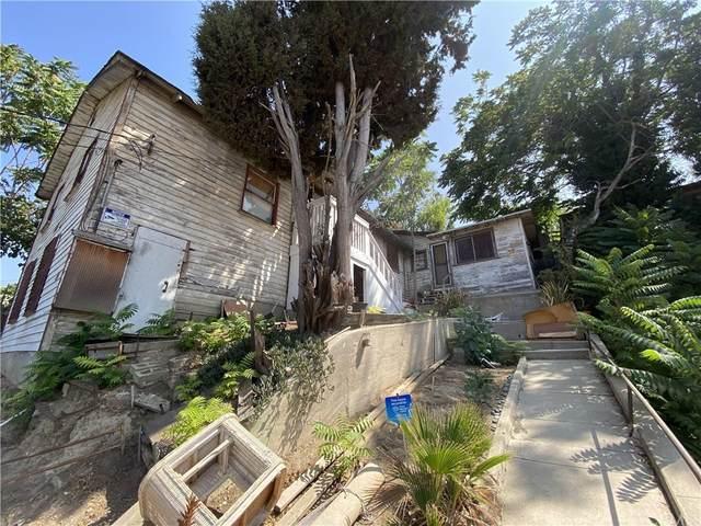 1612 Lemoyne Street, Echo Park, CA 90026 (MLS #MB21205354) :: The Zia Group