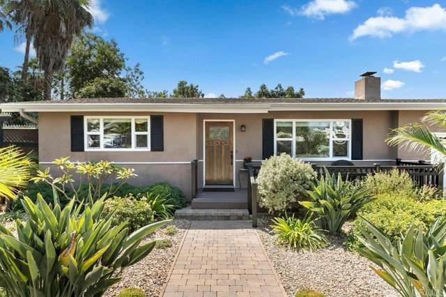 1555 Monte Mar Road, Vista, CA 92084 (#NDP2110798) :: Cane Real Estate