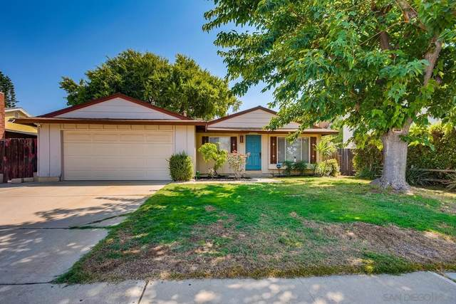 10051 Woodpark Drive, Santee, CA 92071 (#210026434) :: Steele Canyon Realty