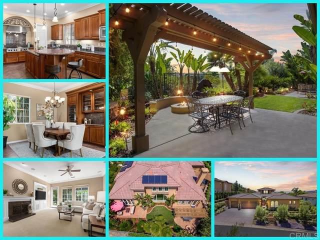 1423 Schoolhouse Way, San Marcos, CA 92078 (#NDP2110799) :: Robyn Icenhower & Associates
