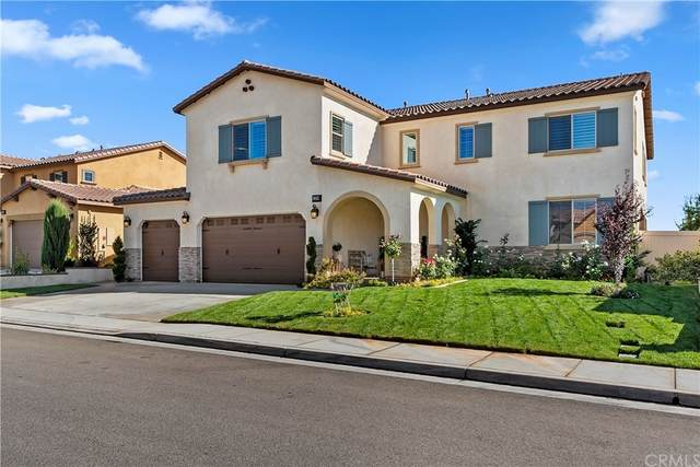1579 Croton Street, Beaumont, CA 92223 (MLS #IG21204719) :: The Zia Group