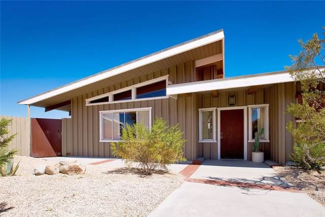 57514 Sunnyslope Drive, Yucca Valley, CA 92284 (MLS #JT21205130) :: The Zia Group