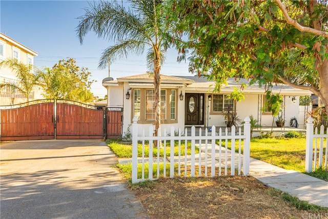 15369 Ceres Avenue, Fontana, CA 92335 (#CV21205380) :: Mainstreet Realtors®