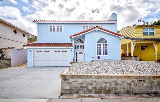 4532 Newton Street, Torrance, CA 90505 (#SB21205389) :: Corcoran Global Living