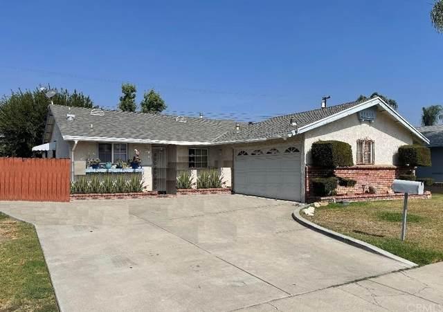 633 Tamar Drive, La Puente, CA 91746 (#SW21205390) :: RE/MAX Masters