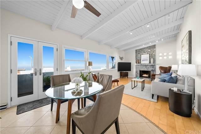 3605 Crest Drive, Manhattan Beach, CA 90266 (#SB21199066) :: Corcoran Global Living