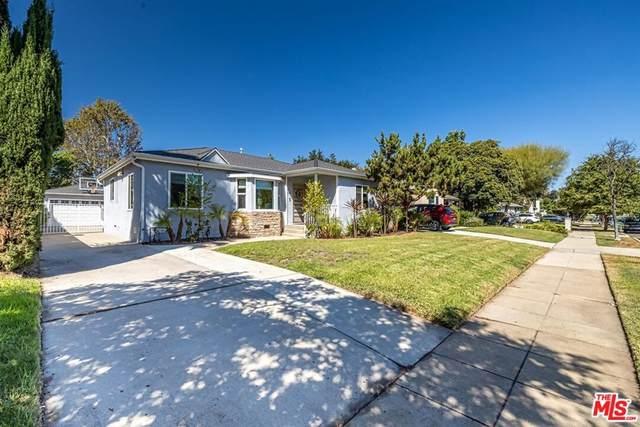 4821 Calhoun Avenue, Sherman Oaks, CA 91423 (#21784852) :: Steele Canyon Realty